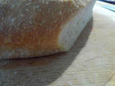 White cob loaf