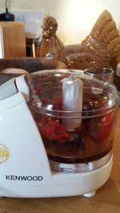 My lovely new gadget - Kenwood mini-chopper